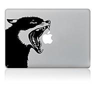 дизайн волк декоративные наклейки кожи для MacBook Air / Pro / Pro с сетчатки дисплей