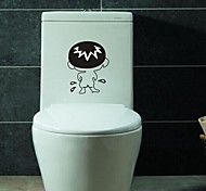 Недорогие -Аппликации для ванной Унитаз / Ванна / Для душа Пластик Многофункциональный / Экологически чистый / Подарок