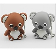 baratos -bonito modelo koala usb 2.0 memória suficiente pen drive flash de 32GB vara