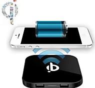 DC 5V ци беспроводной зарядной панели зарядного устройства и 2 USB 5V порт для Samsung Galaxy S5 / S4 / S3 / HTC LG и другие