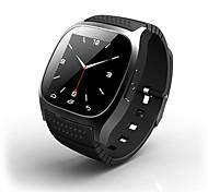 abordables -Lunettes & Accessoires - Smartphone - Montre Smart Watch Moniteur d'Activité / Moniteur de Sommeil / chrono / Chronomètre / Trouver mon