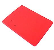 Недорогие -FOUR-C помады и десен паста моделирование пусковая площадка пены сахар ремесленные инструменты красный цвет