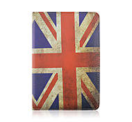 cheap -Case For iPad Mini 3/2/1 with Stand Origami 360° Rotation Full Body Cases Flag PU Leather for iPad Mini 3/2/1