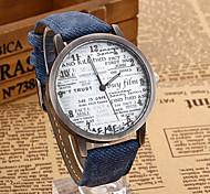 cheap -yoonheel Women's Quartz Wrist Watch Hot Sale Leather Band Vintage Word Watch Fashion Black Blue Brown