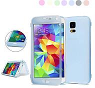 круто раскладушка с сенсорным экраном вольный перевод все включено телефон случае для Samsung i9600 s5 (ассорти цветов)