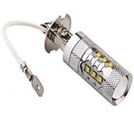 Недорогие -1200 lm H3 Декоративное освещение 14LED светодиоды Высокомощный LED Декоративная Холодный белый DC 24 В DC 12V