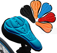 cheap -Bike Saddles/Bicycle Saddles Bike Seat Saddle Cover/Cushion Recreational Cycling Cycling/Bike Mountain Bike/MTB Road Bike Silicone 3D