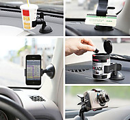 cheap -Car iPhone 6 iPhone 5S iPhone 5 iPhone 5C Universal iPhone 4/4S Mobile Phone Nano iPod iPhone 3G / 3GS Mount Stand Holder Adjustable Stand