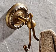 Недорогие -Крючок для халата Античный Латунь 1 ед. - Гостиничная ванна