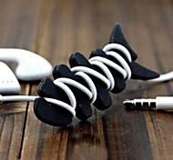 Недорогие -Силикон - Гаджеты для намотки кабеля - Милый стиль/Деловые/Многофункциональные