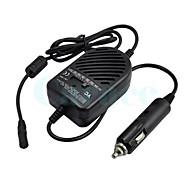 80w universel cigarette de voiture chargeur allume 8 adaptateurs pour ordinateur portable - noir (DC 11 ~ 14v)