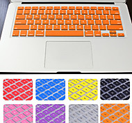 cheap -Solid Color Silicone Keyboard Cover with package for Macbook air/Pro/Retina 13 inch
