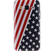 The American Flag Design TPU Soft Case for Samsung GALAXY CORE Prime G360/G3608