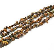 """beadia тигровый глаз каменных бус 5-8mm неправильной формы DIY Loose бусы подходят браслет ожерелье ювелирные изделия 34 """"/ ул"""