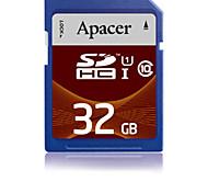 Apacer Карта памяти SDHC 32GB UHS-я U1 класс 10