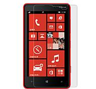 Недорогие -защитная пленка для Nokia nokia lumia 820 для Nokia