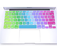 "cheap -Coosbo® Colorful Silicone Keyboard Protection Cover Skin for 11"",12"",13"",15"",17"" Macbook Air Pro Retina"