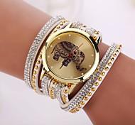 Women Designer Brand Watches  Elephant  Fashion Watch Cool Watches Unique Watches Strap Watch