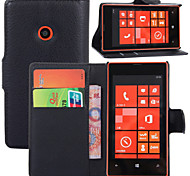 About Open Litchistria Support Mobile Phone Protective Sleeve for Nokia Lumia 520(Assorted Colors)