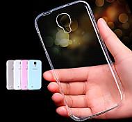 Big D-Raum-TPU weiche Tasche für Samsung Galaxy S4 mini i9190 (Farbe sortiert)