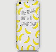 cover posteriore con motivo a banana per cover iphone4 / 4s