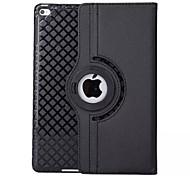 9,7 polegadas rotação de 360 graus padrão de cor sólida, com caixa de ar Suporte para iPad / iPad 5 (cores sortidas)