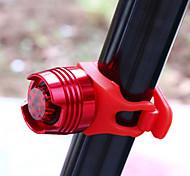 Недорогие -Задняя подсветка на велосипед Светодиодная лампа - Велоспорт Водонепроницаемый CR2032 50-70 Люмен Батарея Велосипедный спорт-CoolChange