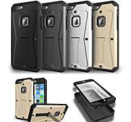 Недорогие -супер защита комбинированный кронштейн оболочки защитный чехол для Iphone 6с 6 плюс
