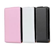 Недорогие -Для Кейс для Nokia Флип Кейс для Чехол Кейс для Один цвет Твердый Искусственная кожа NokiaNokia Lumia 1020 / Nokia Lumia 950 / Nokia