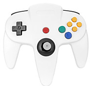 cheap -White Wired Game Controller for N64 Console