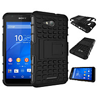 cheap -Hybrid Dual Layer Armor Rugged Kickstand Case  Armor Shock Proof Cover For Sony Xperia E4G/Z4/Z3/Z2/Z3 Mini/Z4 Mini