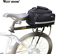 WEST BIKING® Waterproof RainCover Bag Volume 20-25L Bicycle Rear Bag