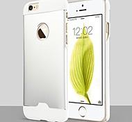 Недорогие -ультра тонкий жесткий чехол шт задняя крышка для iPhone 6 (ассорти цветов)