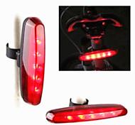 Eclairage de Vélo / bicyclette Ampoules LED Lampe Arrière de Vélo Laser LED - Cyclisme Couleurs changeantes Avertissement Laser Lampe LED