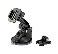 Suction Cup Mount / Holder For Action Camera Gopro 6 Gopro 5 Gopro 4 Silver Gopro 4 Gopro 4 Black Gopro 4 Session Gopro 3 Gopro 2 Gopro