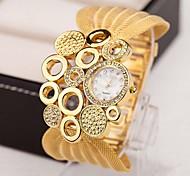 cheap -Women's Quartz Necklace Watch Imitation Diamond Alloy Band Charm Vintage Elegant Fashion Multi-Colored