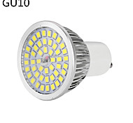 E14 GU10 GU5.3(MR16) E26/E27 LED Spotlight 48 SMD 2835 720 lm Warm White Cold White 2800-3200/6000-6500 K AC 85-265 V 1pc
