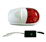 Недорогие -Беспроводной внешний сирены строба Сирена AlarmA для системы охранной сигнализации безопасности