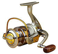 EF 4000 10BB +1 Bears Ball Spool Aluminum Spinning Fly Fishing Reel Strong Fishing Reels Saltwater