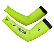 Митенки Велоспорт Дышащий Ультрафиолетовая устойчивость Антистатический Без статического электричества Легкие материалы Анти-скольжение