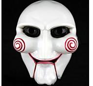 Недорогие -смешно анфас белый моделирование Техас пила Хэллоуин маскарадные костюмы партия маска