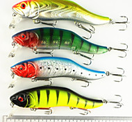 4pcs Hengjia Minnow Baits 24.5g 120mm  Fishing Lures