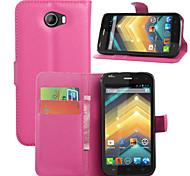 Wallet Flip PU Leather Cell Phone Case Cover For WIKO BARRY/Wiko Ridge/Wiko Getaway/Wiko Wax/Wiko GOA