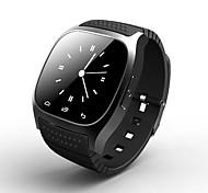Недорогие -m26 носки умный часы смартфон ответ / звонок / музыка / смс / время / будильник открытая спортивная умный часы