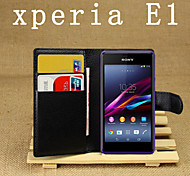 Station Vertical Protection Sets Of Mobile Phones For SONY E1 Xperia Mobile Phone
