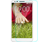 cheap -Screen Protector LG for LG G2 Tempered Glass 1 pc High Definition (HD)