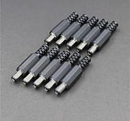 cheap -L0525A 2.1mm DC Power Plug Connectors (10-Piece Pack)
