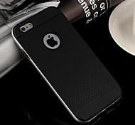 Недорогие -высокое качество 2 в 1 + гибридный TPU чехол для ПК iphone 6с 6 плюс