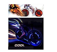 cheap -Wheel Lights LED - Cycling Color-Changing AG10 90 Lumens Battery Cycling/Bike Motocycle Driving