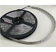 Недорогие -z®zdm непромокаемые 5м 300pcs SMD5050 привели 20 клавиш семь звуковых цвета привело дистанционного управления RGB полосы IP67
